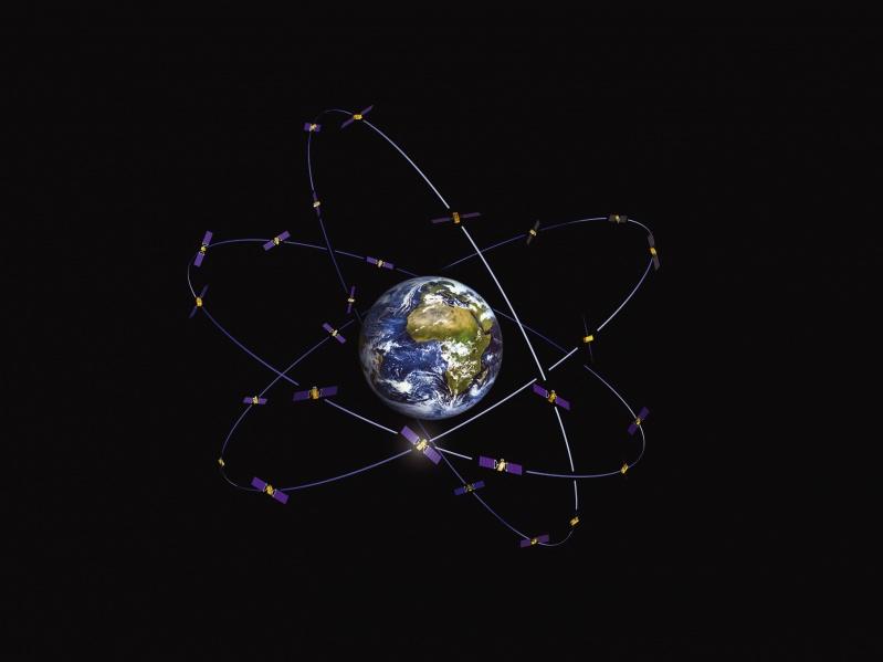 Télécommande d'un robot explorateur par un astronaute en orbite 799px-Galileo_Space_Segment