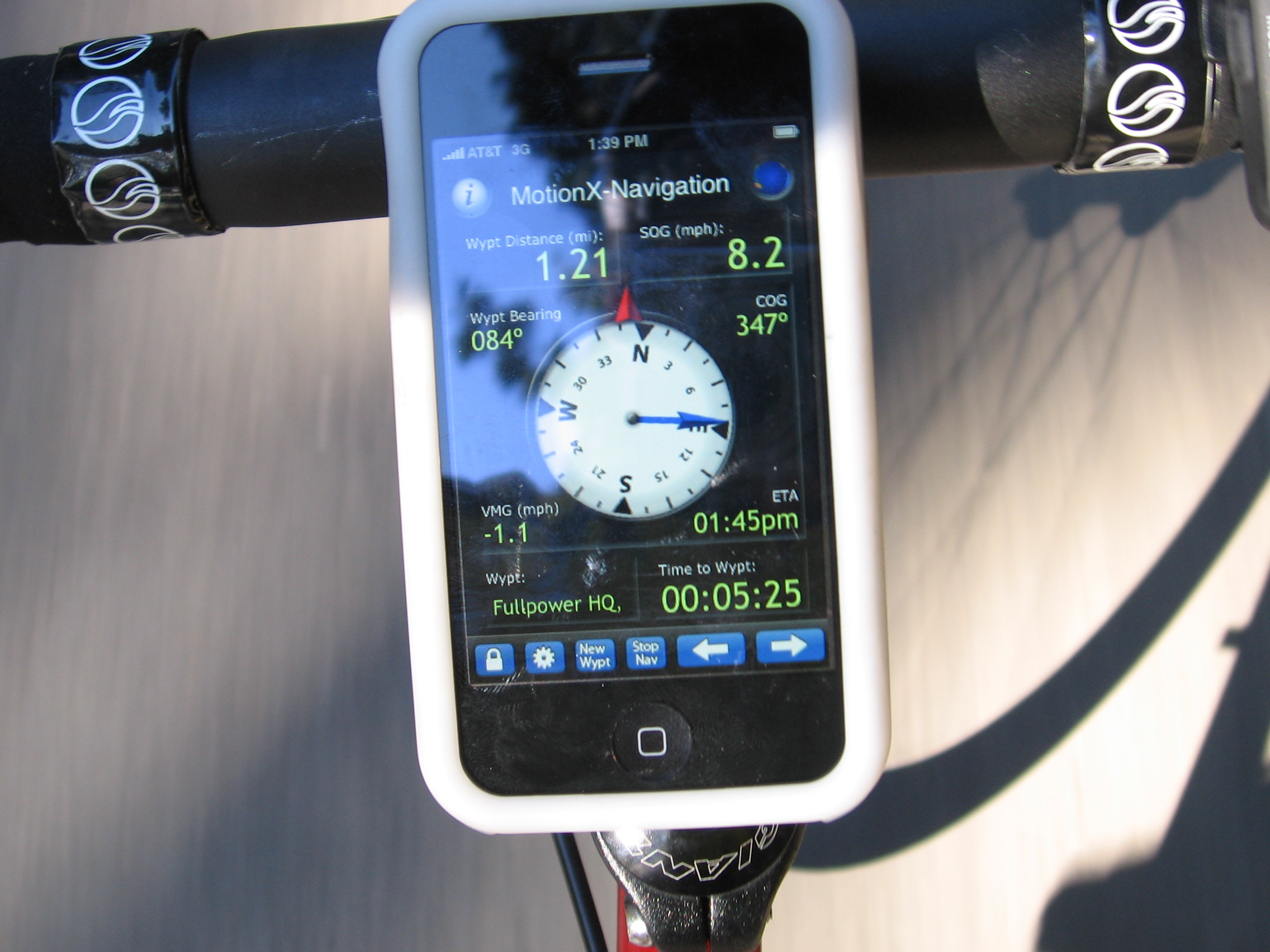 File:GPS on smartphone cycling.JPG