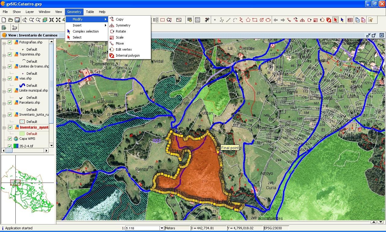 Mapping & GIS - Navipedia on